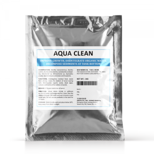 AQUA CLEAN (Probiotic that clears up sediment and sewage in larval tank)