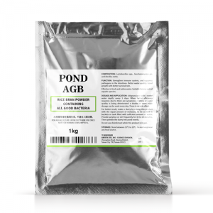 Pond-AGB (Probiotic acts as Growth Promoter & Immune Enhancer)
