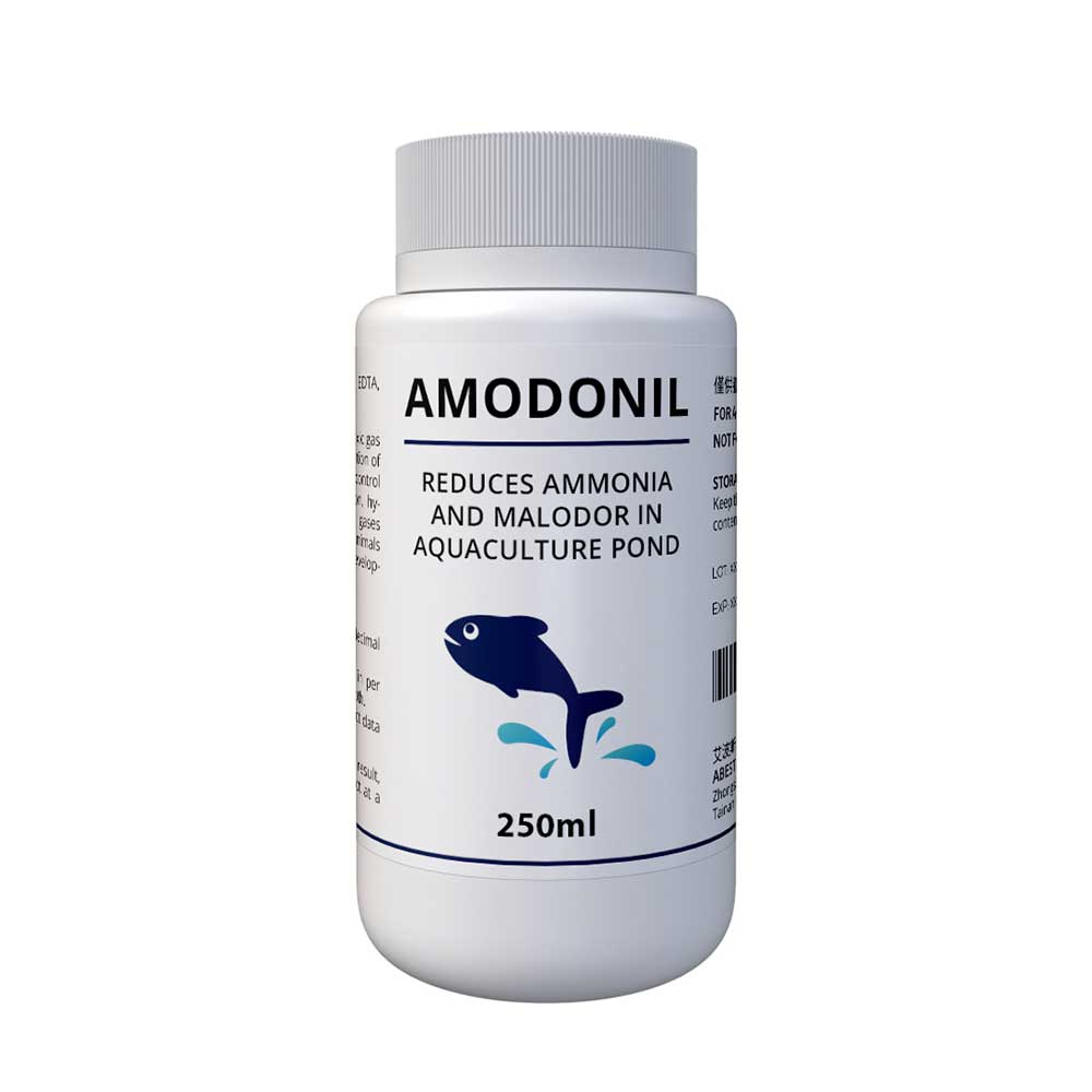 Amodonil (Reduce ammonia & malodor in aquaculture pond.)