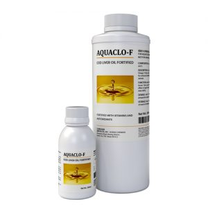 AQUACLO-F (Cod Liver Oil Fortified)