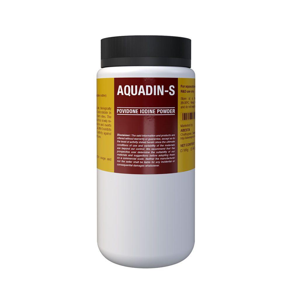 AQUADIN-S (Povidone Iodine Powder)