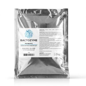 Bactozyme (Probiotic-Enzyme formula for favorable water and healthy animal )