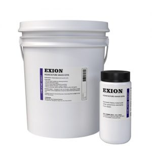 Exion (Removes heavy metal and other poisonous elements from water.)
