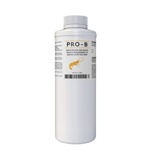 PRO-B (Control pathogen in algae, artemia and other feed; better feed intake)