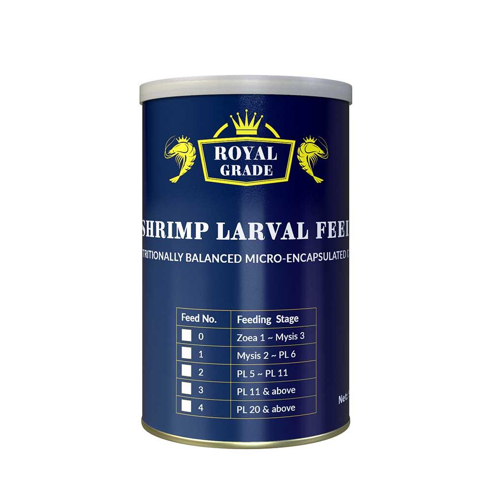 Shrimp Larval Feed (Royal Grade)